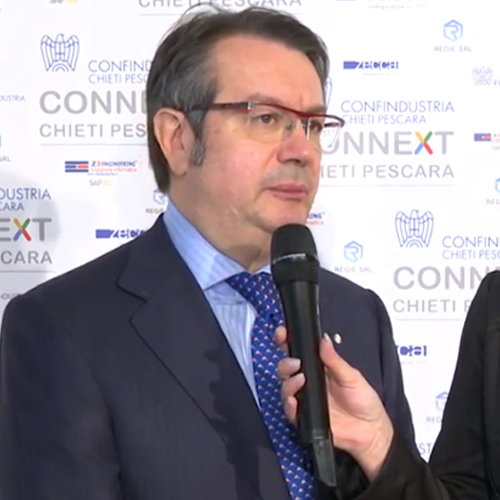 CARLO ROBIGLIO - Vice Presidente CONFINDUSTRIA